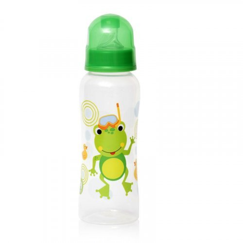 ΜΠΙΜΠΕΡΟ EASY GRIP FEEDING BOTTLE 250 ML 1020013-GREEN