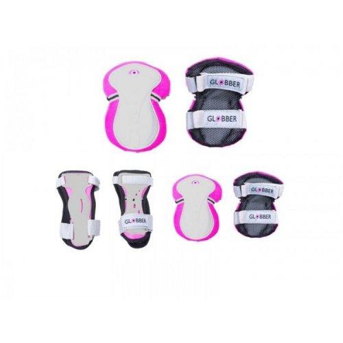 Σετ Παιδικά Προστατευτικά - Protective Junior Set - Deep Pink 540-110