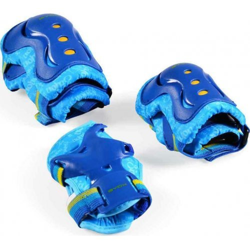 Byox Παιδικό Σετ επιγονατίδα-επιαγκωνίδα-επικάρπιο Simon M (25 - 50 kgs) 3800146254940
