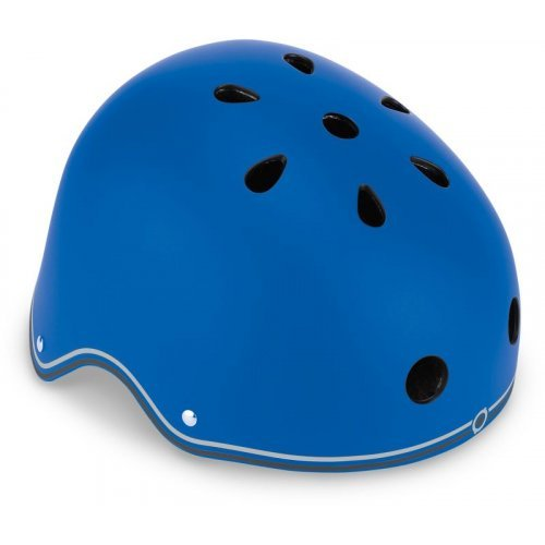 Globber Helmet 48-53cm Primo Lights - Navy Blue 505-100