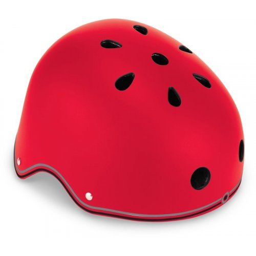 Globber Helmet Primo Lights - Red 505-102