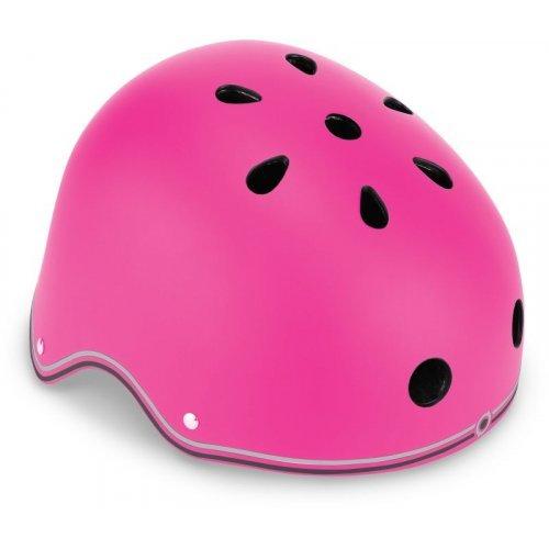 Globber Helmet Primo Lights - Deep Pink 505-110