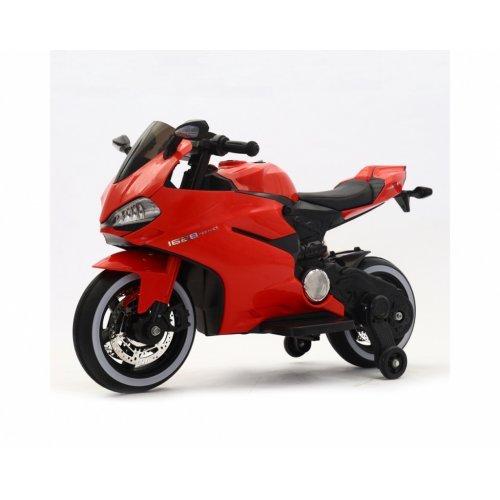 ΗΛΕΚΤΡΟΚΙΝΗΤΗ ΜΗΧΑΝΗ ΜΕ ΜΟΥΣΙΚΗ MONI CANGAROO BO MOTOR NAPOLEON RED 3800146213510