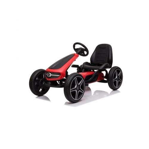 ΑΥΤΟΚΙΝΗΤΑΚΙ GO KART CANGAROO MERCEDES-BENZ RED 3800146230609