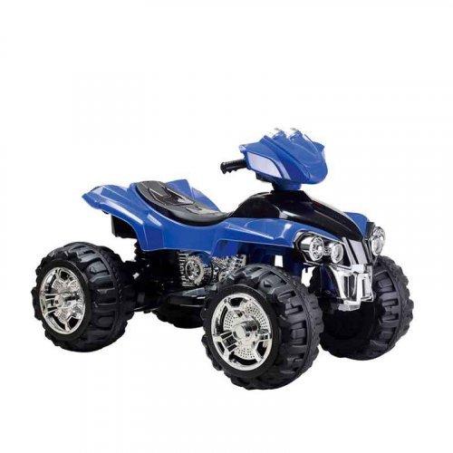ΗΛΕΚΤΡΟΚΙΝΗΤΗ ΓΟΥΡΟΥΝΑ MONI CANGAROO BO ATV SPEED ZP5128A BLUE 3800146252847