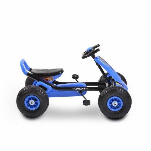 ΠΟΔΟΚΙΝΗΤΟ ΑΥΤΟΚΙΝΗΤΑΚΙ MONI GO CART DRIFT AIR WHEELS BLUE 3800146230425