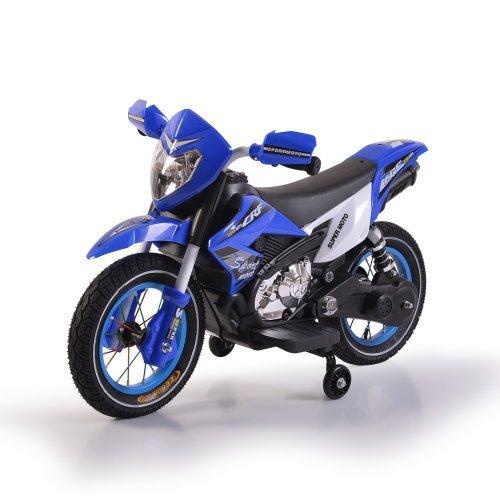 ΗΛΕΚΤΡΟΚΙΝΗΤΗ ΜΗΧΑΝΗ MONI CANGAROO BO SUPER MOTO BLUE 3800146213657