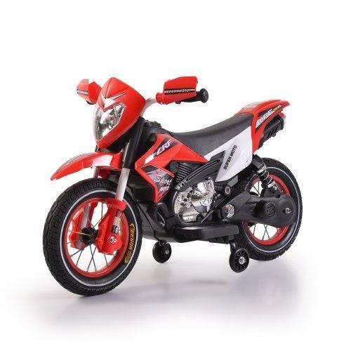 ΗΛΕΚΤΡΟΚΙΝΗΤΗ ΜΗΧΑΝΗ MONI CANGAROO BO SUPER MOTO RED 3800146213640