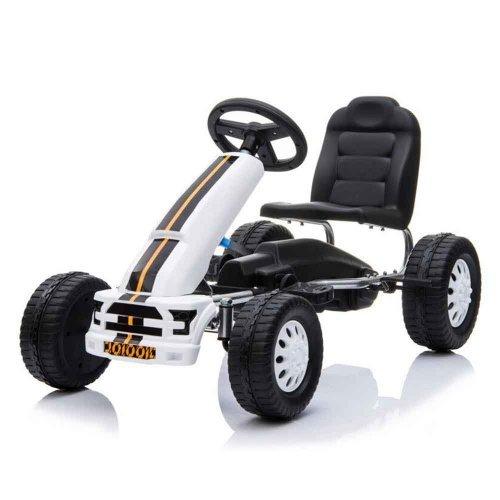 ΑΥΤΟΚΙΝΗΤΟ ΜΕ ΠΕΤΑΛ CANGAROO Go Cart Nevada White 107030