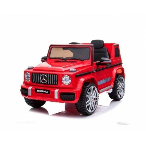 ΗΛΕΚΤΡΟΚΙΝΗΤΟ ΑΥΤΟΚΙΝΗΤΟ CANGAROO MERCEDES BENZ G63 AMG RED 3800146213749
