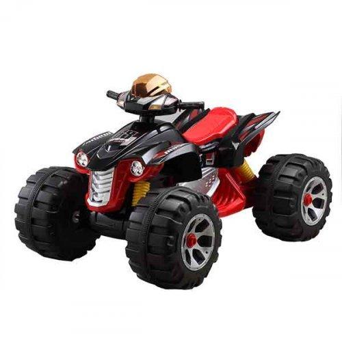 ΗΛΕΚΤΡΟΚΙΝΗΤΗ ΓΟΥΡΟΥΝΑ MONI CANGAROO BO CAR JS318 RED BLACK 3800146251512