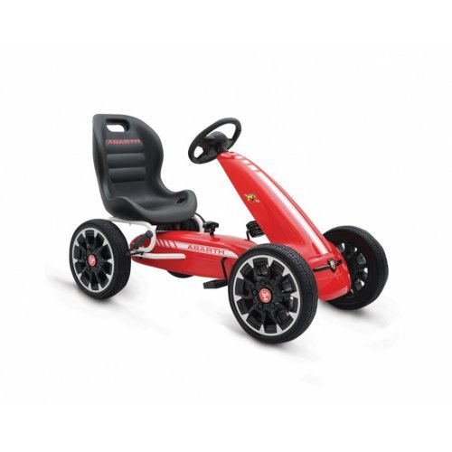 ΑΥΤΟΚΙΝΗΤΑΚΙ GO KART MONI CANGAROO ABARTH ASSETTO RED 3800146242695