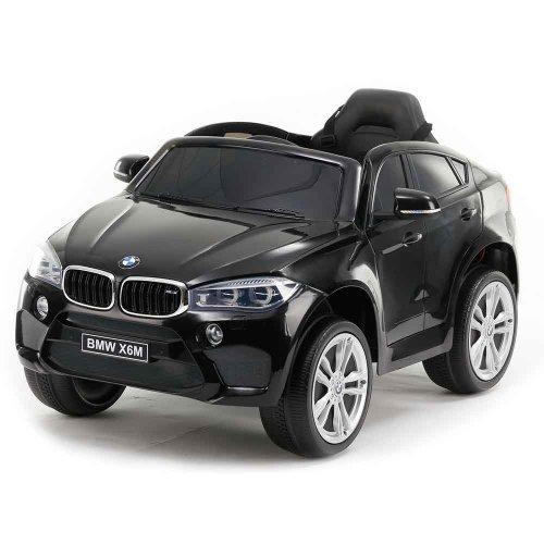 ΗΛΕΚΤΡΟΚΙΝΗΤΟ ΑΥΤΟΚΙΝΗΤΟ MONI CANGAROO BO BMW X6M JJ2199 BLACK 3800146213343