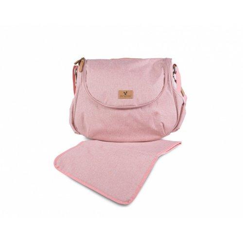 Τσάντα Αλλαξιέρα Cangaroo Naomi Pink 3800146266936