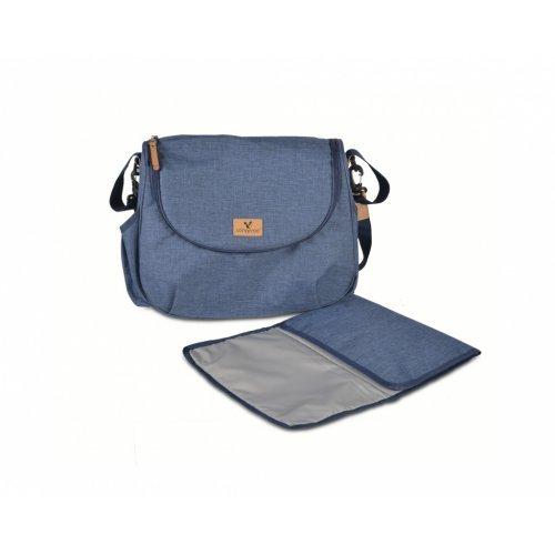 Τσάντα Αλλαξιέρα Cangaroo Naomi Blue 3800146266943