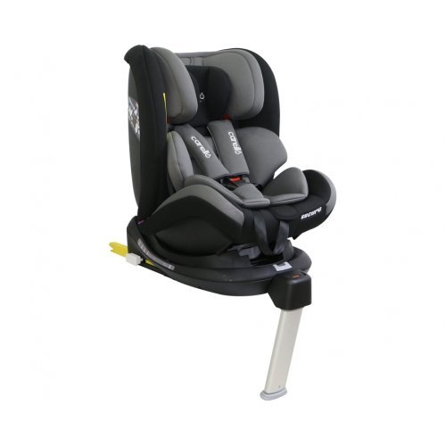 ΚΑΘΙΣΜΑ ΑΥΤOKINHTOY 0-36 KG ME ISOFIX CARELLO SECURO BLACK