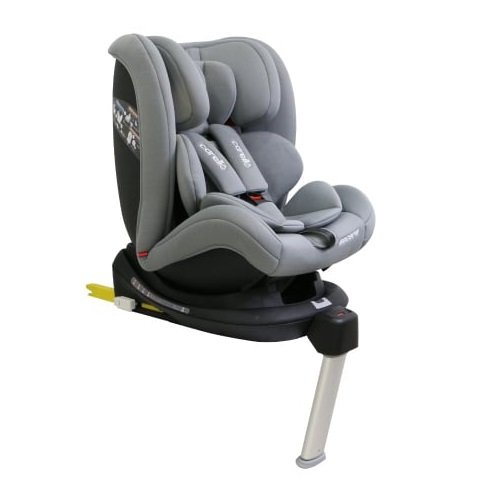 ΚΑΘΙΣΜΑ ΑΥΤOKINHTOY 0-36 KG ME ISOFIX CARELLO SECURO GREY