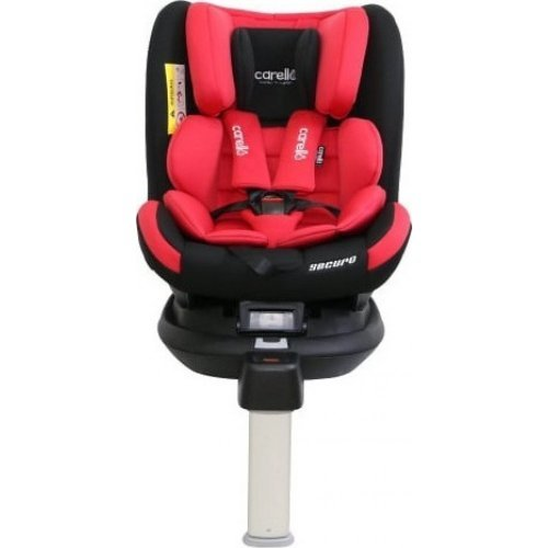 ΚΑΘΙΣΜΑ ΑΥΤOKINHTOY 0-36 KG ME ISOFIX CARELLO SECURO RED