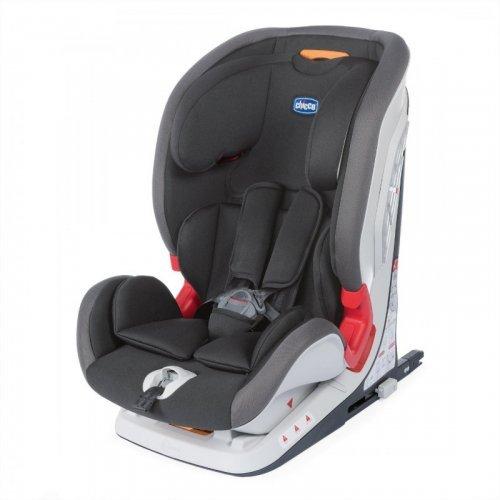 Κάθισμα αυτοκινήτου Chicco YOUniverse 123 Fix Jet Black R03-79207-51