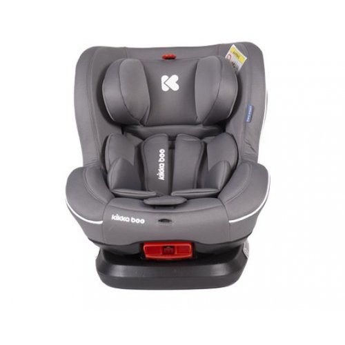 ΚΑΘΙΣΜΑ ΑΥΤΟΚΙΝΗΤΟΥ GROUP 0-1-2 (0-25kg) ISOFIX KIKKA BOO TWISTER GREY 31002060012