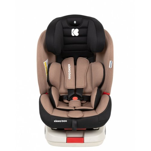 ΚΑΘΙΣΜΑ ΑΥΤΟΚΙΝΗΤΟΥ ISOFIX GROUP 0/1/2/3 (0-36KG) KIKKA BOO STRONG 4 2020 BEIGE 31002070035