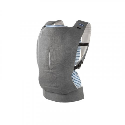 CHICCO ΜΑΡΣΙΠΟΣ MYAMAKI COMPLETE GREY STRIPES P15-79862-37
