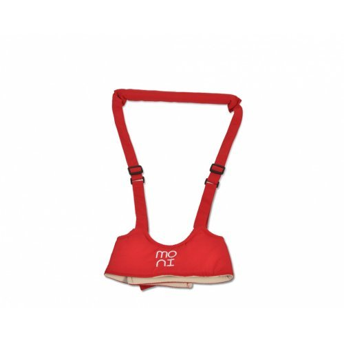 ΖΩΝΗ ΠΕΡΙΠΑΤΟΥ CANGAROO MONI SAFETY HARNESS WALKY RED 106352