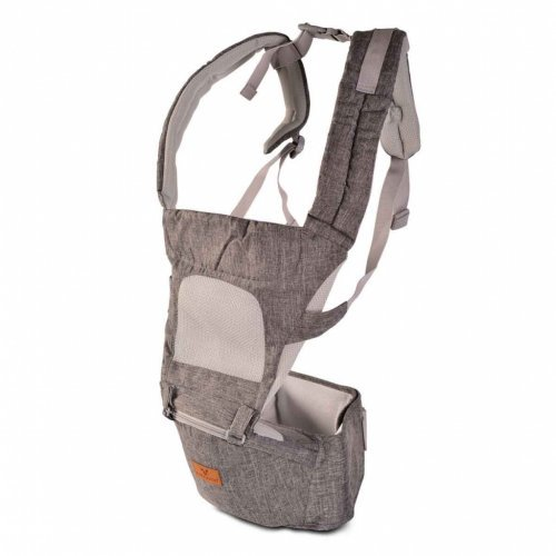 ΜΑΡΣΙΠΟ CANGAROO CARRY GREY 106398