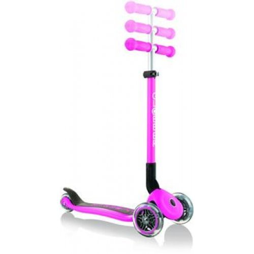 Globber Scooter Primo Foldable Deep Pink 430-110-2 - (ΔΩΡΟ AΞΙΑΣ €5 ΚΟΥΔΟΥΝΙ)