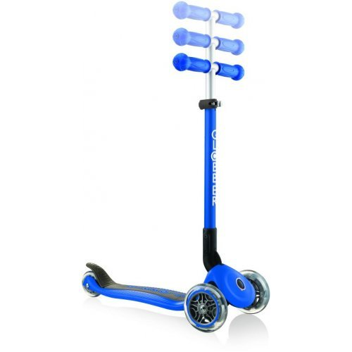 GLOBBER SCOOTER PRIMO FOLDABLE NAVY BLUE 430-100-2 - (ΔΩΡΟ AΞΙΑΣ €5 ΚΟΥΔΟΥΝΙ ΠΥΞΙΔΑ)