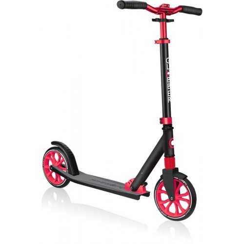 SCOOTER ΠΑΤΙΝΙ GLOBBER NL 205 BLACK-RED 684-102 - (ΔΩΡΟ AΞΙΑΣ €5 ΚΟΥΔΟΥΝΙ)