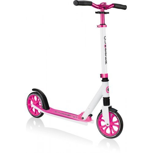 SCOOTER ΠΑΤΙΝΙ GLOBBER NL 205 WHITE - PINK 684-110 - (ΔΩΡΟ AΞΙΑΣ €5 ΚΟΥΔΟΥΝΙ)