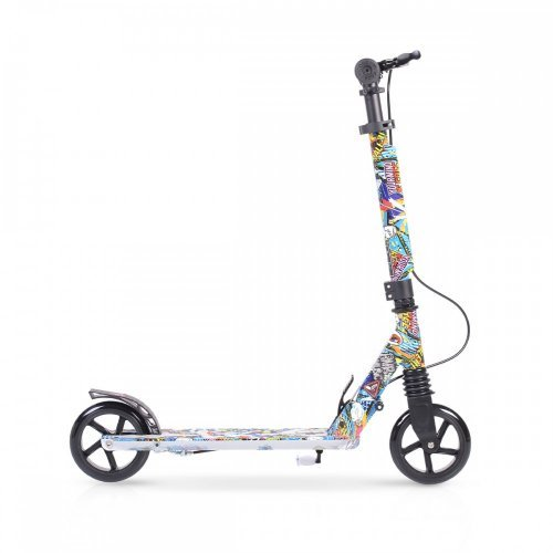 SCOOTER ΠΑΤΙΝΙ BYOX SNAZZY BLUE 3800146227111 - (ΔΩΡΟ AΞΙΑΣ €5 ΚΟΥΔΟΥΝΙ)