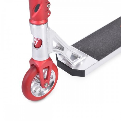 SCOOTER ΠΑΤΙΝΙ BYOX STUNT REBEL RED 3800146227128 - (ΔΩΡΟ AΞΙΑΣ €5 ΚΟΥΔΟΥΝΙ)