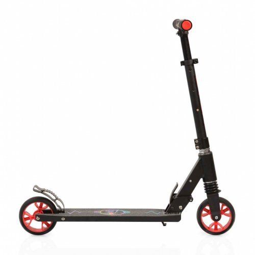 BYOX SCOOTER ΑΝΑΔΙΠΛΟΥΜΕΝΟ HEARTBEAT RED 3800146255459