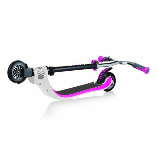 Παιδικό Πατίνι Globber White Pink Scooters Flow 125 - Foldable 473-162
