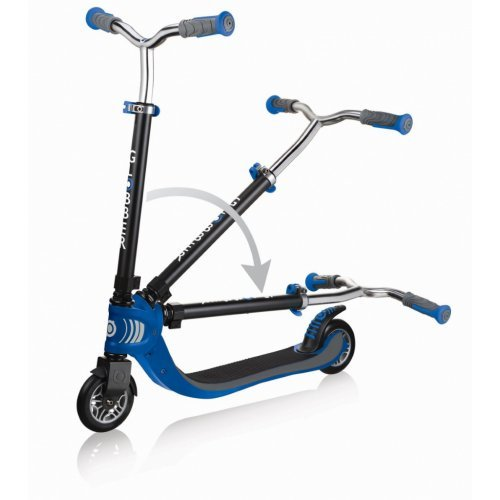 Παιδικό Πατίνι Globber Navy Blue Scooters Flow 125 - Foldable 473-100