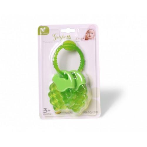 Μασητικό οδοντοφυΐας με νερό Grape Green T2215 Cangaroo 3800146263454