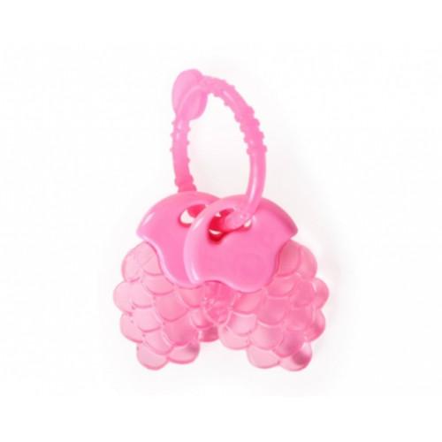 Μασητικό οδοντοφυΐας με νερό Grape Pink T2215 Cangaroo 3800146263447