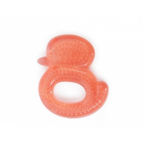 Μασητικό οδοντοφυΐας με νερό Duck Red Cangaroo 103451