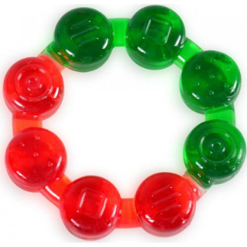 Μασητικό οδοντοφυΐας με νερό Beads Cangaroo 104539