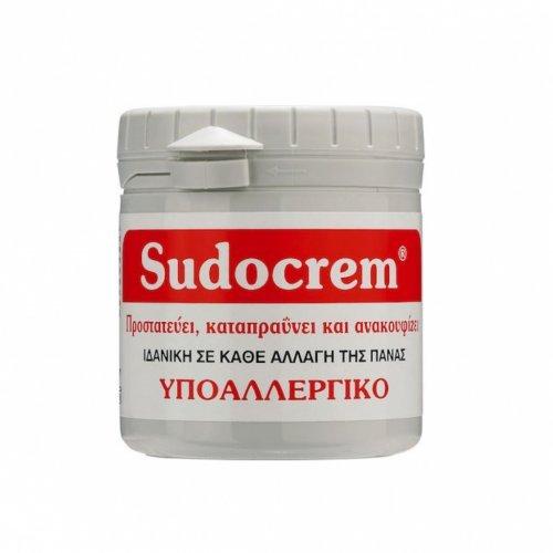 SUDOCREM ΚΑΤΑΠΡΑΫΝΤΙΚΗ ΚΡΕΜΑ 250GR 05011025031004