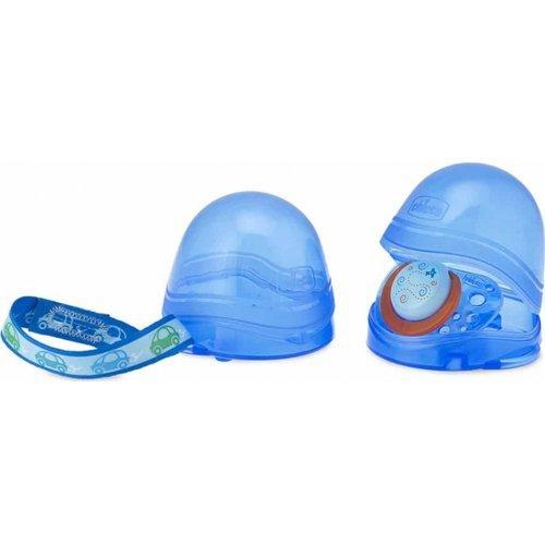 ΔΙΠΛΗ ΘΗΚΗ ΣΙΛΙΚΟΝΗΣ CHICCO C80-07264-80-BLUE
